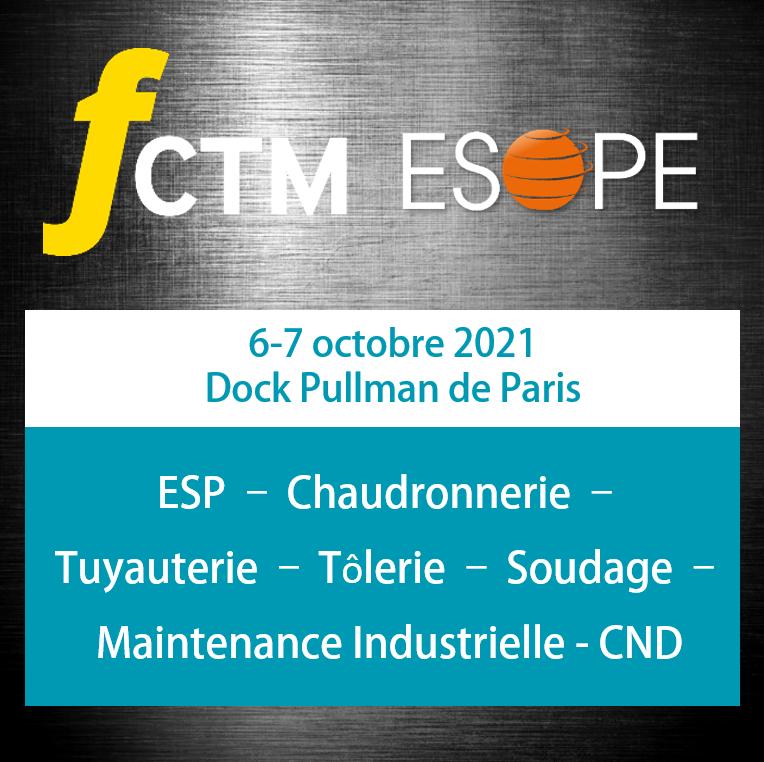Salon FCTM & ESOPE @ Dock Pullman