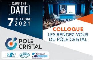 Colloque « Les Rendez-vous du Pôle Cristal » @ Salle Robert Schuman